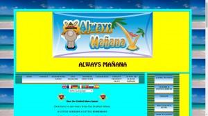 Always Manana
